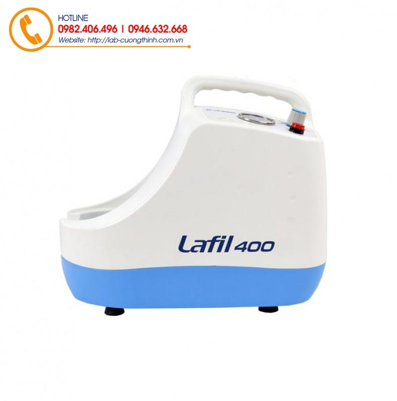 Bơm chân không không dầu Lafil 400