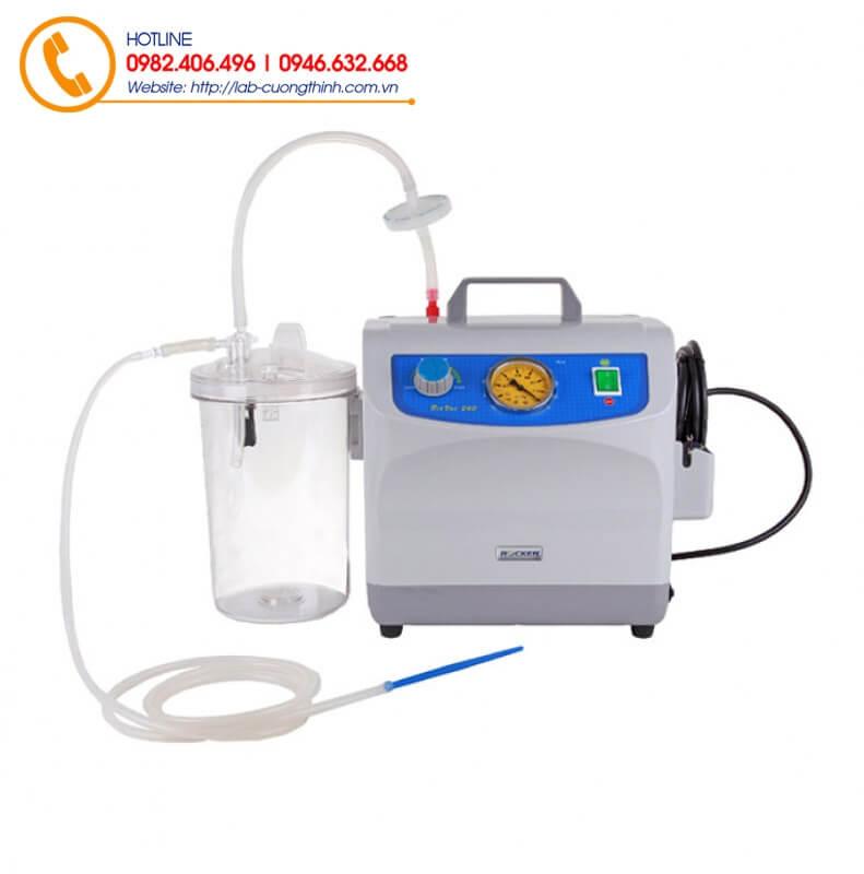 Bộ dụng cụ hút sinh học BioVac 240