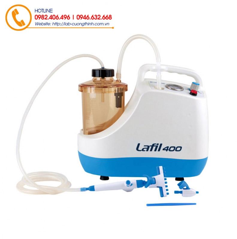Bộ dụng cụ hút sinh học Lafil 400 Plus