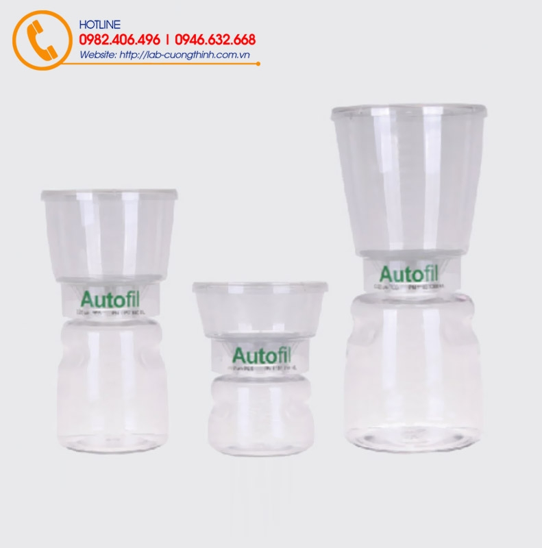 Disposable Filtration Set