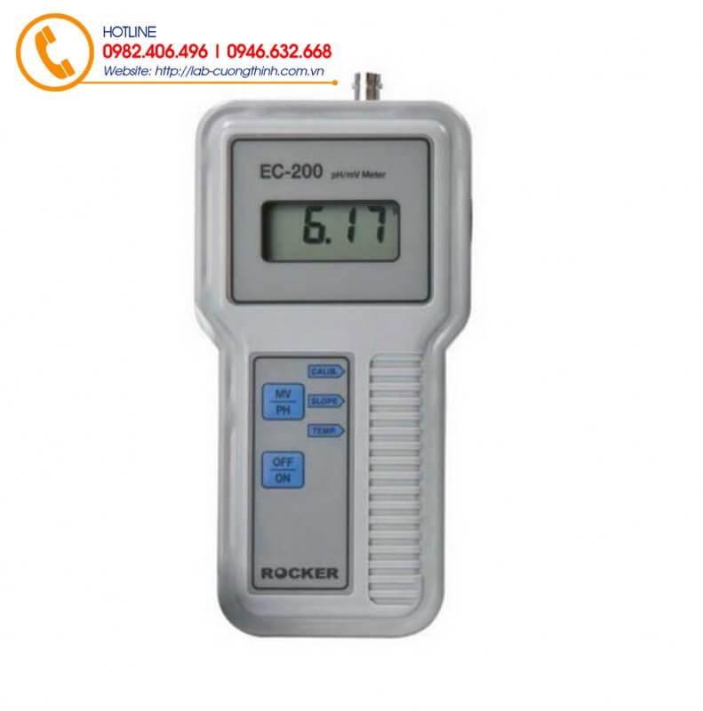 EC-200 pH meter