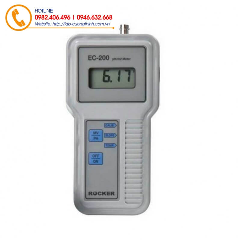 Máy đo pH cầm tay EC-200