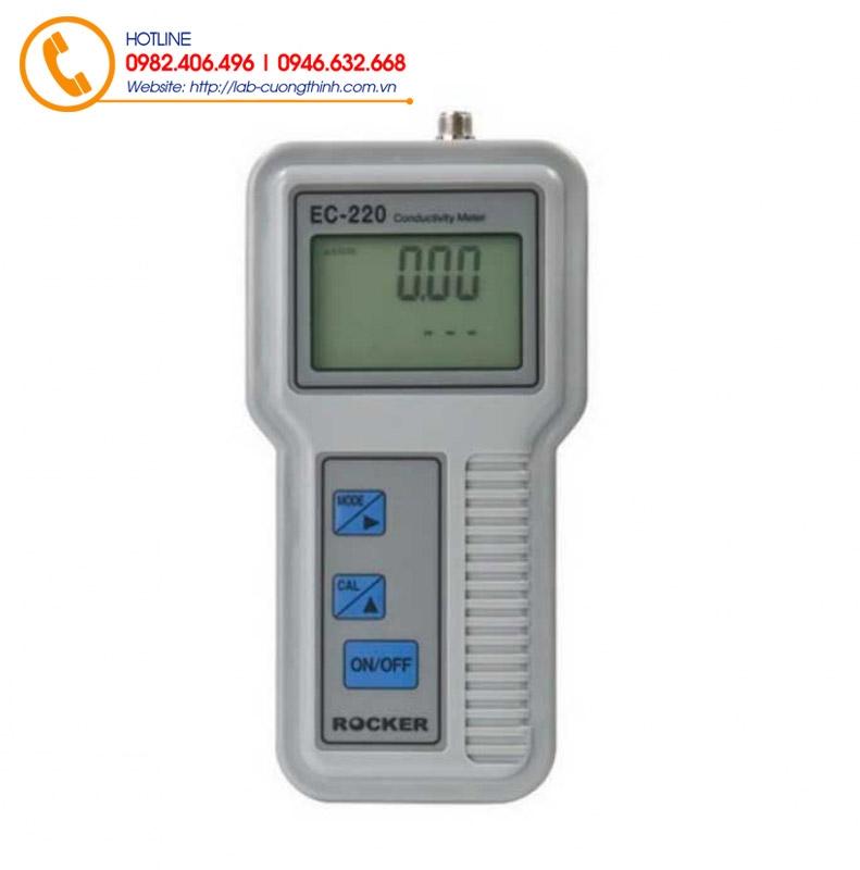 Máy đo độ dẫn EC-220
