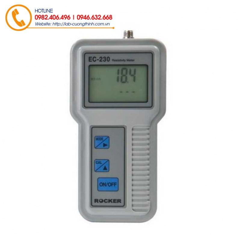 Máy đo điện trở suất EC-230