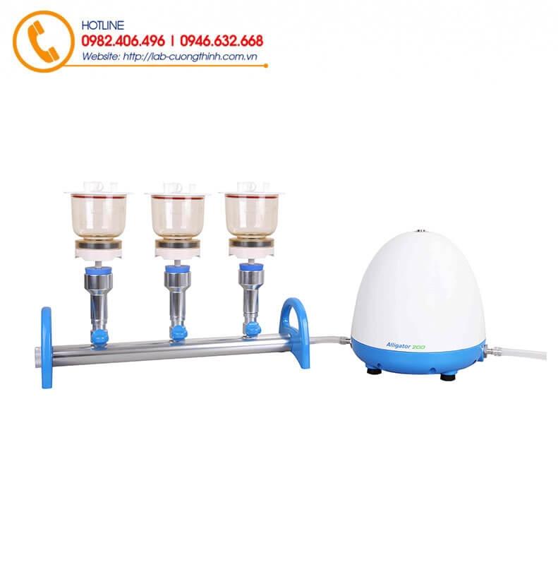 Hệ thống lọc chân không MultiVac 310-MS-A